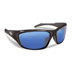 Gafa Flying Fisherman Black Smoke Blue Mirror