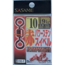 Sasame Red Power Swivel