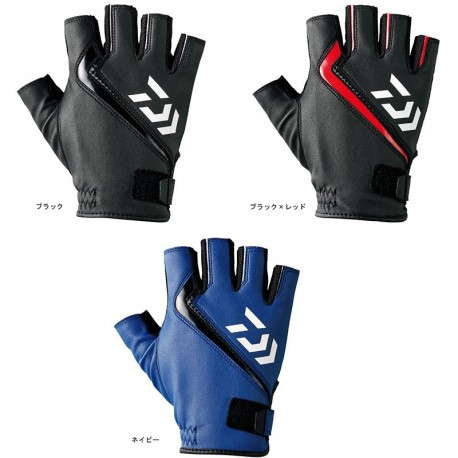 Guantes daiwa model 2018 cup jigging