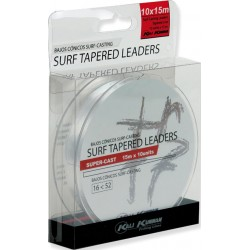 Kali Kunnan surf Tapered Leaders SOLID