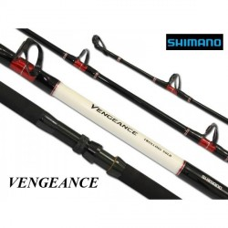 Shimano Vengeance Stanp-up 30-50 lbs.