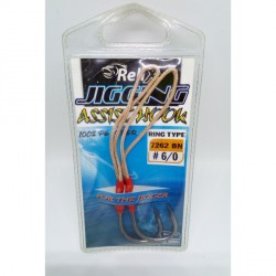 Relix Jigging Assist Hook 7262 BN