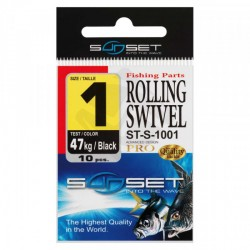 Sunset Rolling Swivel ST S 1001